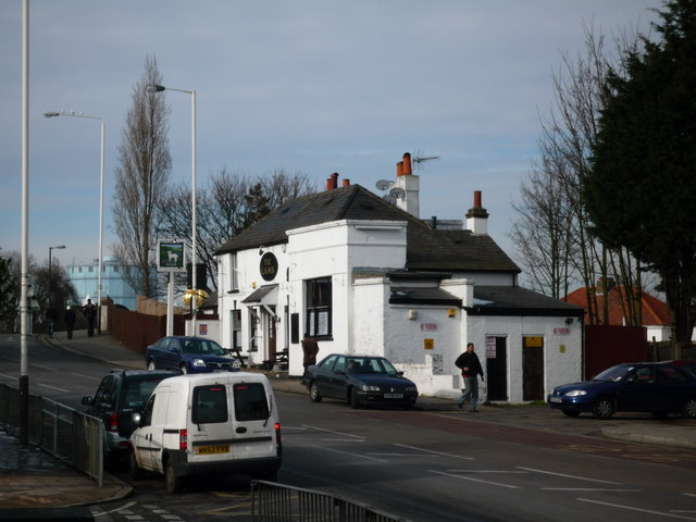 The Lamb public house