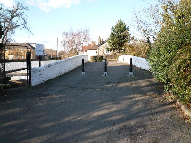 Bridge at Norwood Top Lock