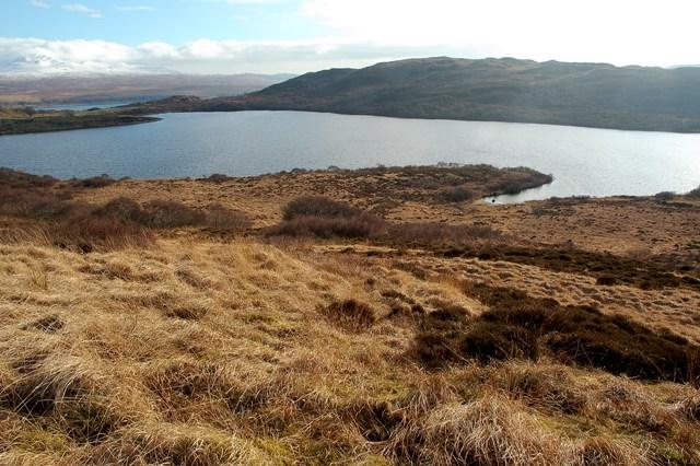 Ardnahoe Loch