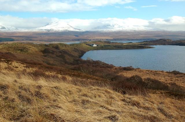Ardnahoe Loch View