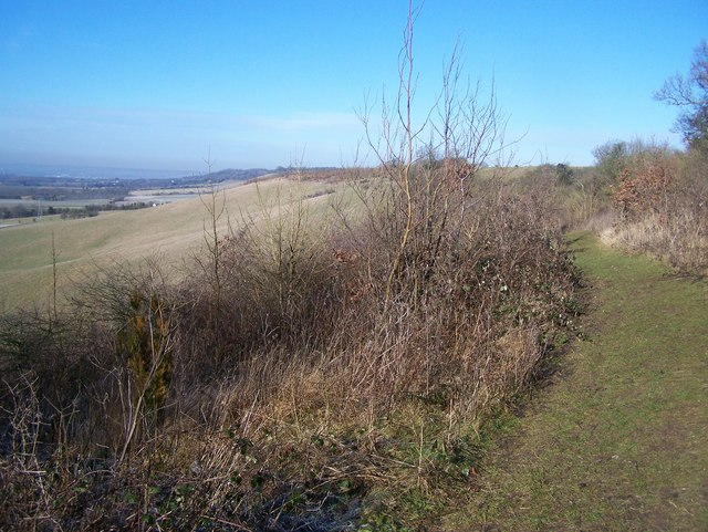 View from North Downs Way