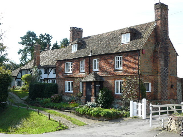 House at Church Town, Godstone