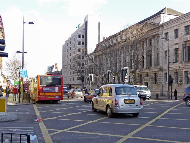 Euston Road, London WC1