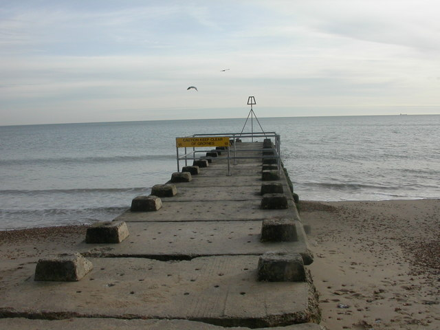 Bournemouth, groyne 18