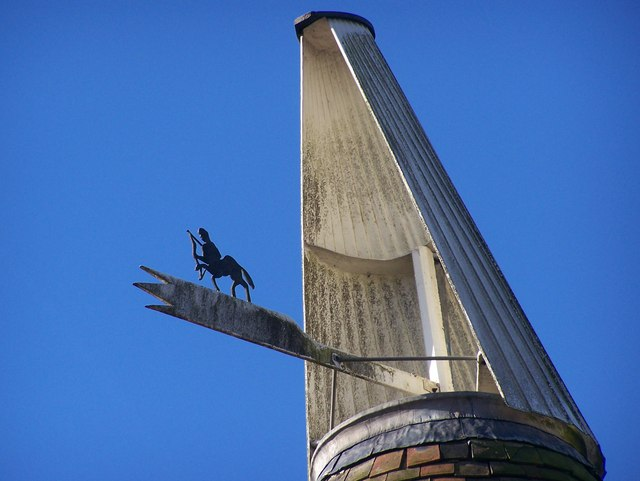 Detail on The Oast House
