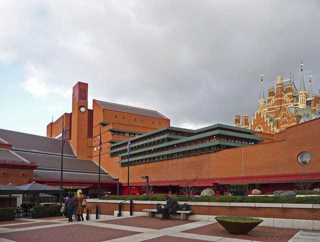 British Library, London WC1