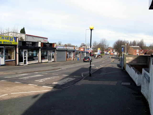 New Street, Oakengates