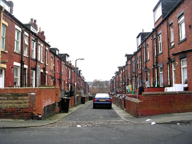 Back Colenso Mount - Cleveleys Avenue