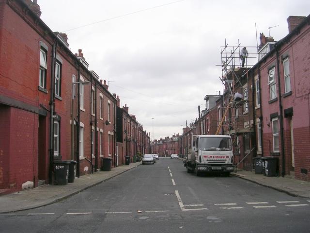 Recreation Terrace - Cleveleys Avenue