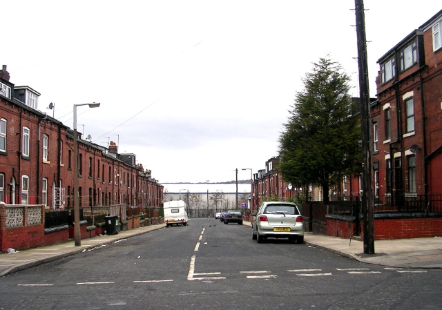 Colenso Place - Cleveleys Avenue