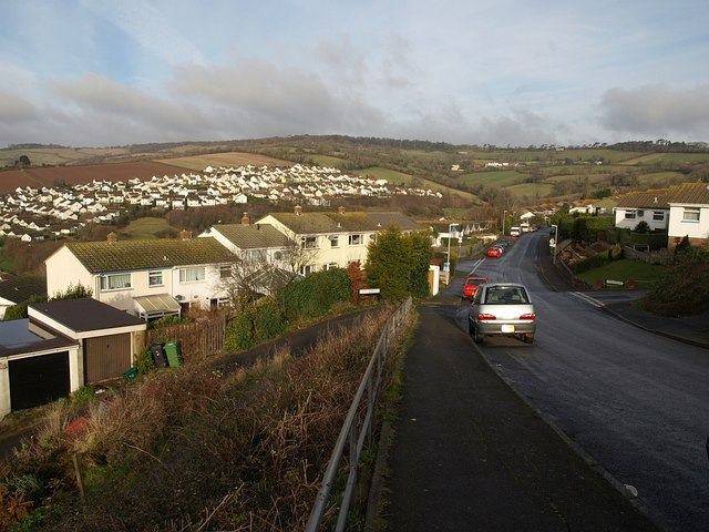Higher Coombe Drive, Teignmouth