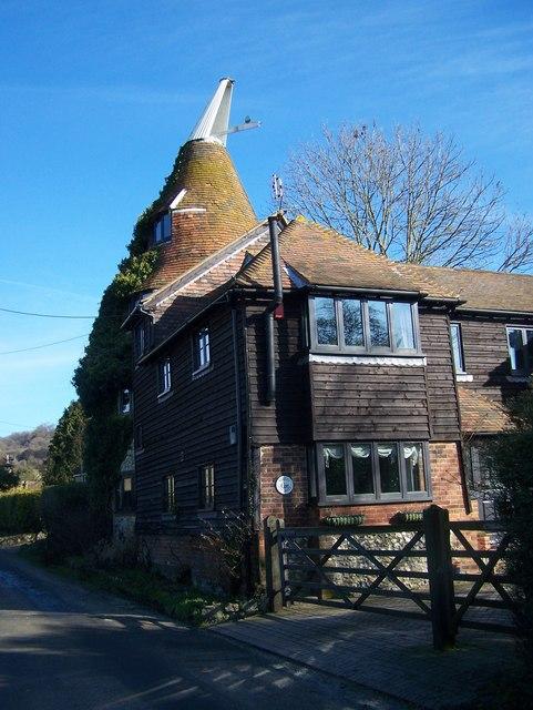 Oast House, Cobham Manor