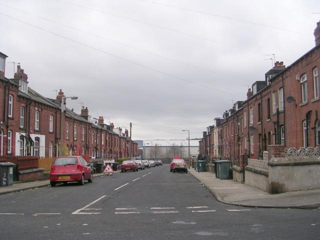 Colenso Terrace - Cleveleys Avenue
