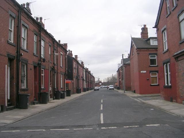 Cleveleys Road - Cleveleys Avenue