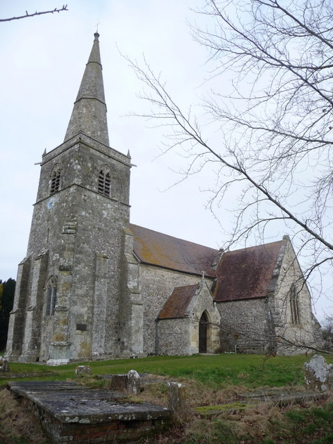 Martin: parish church of All Saints