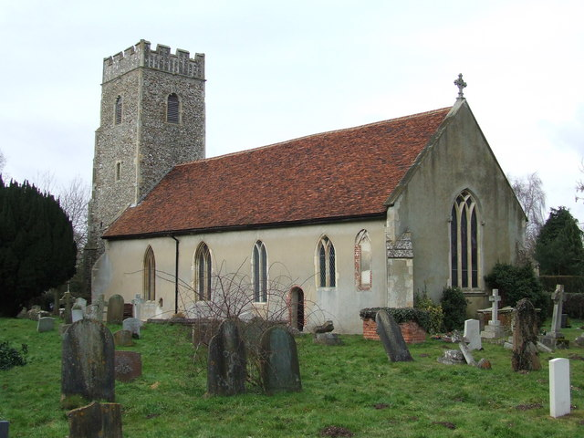 St Mary Magdalene Westerfield