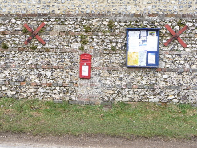 Martin: postbox № SP6 356, Townsend