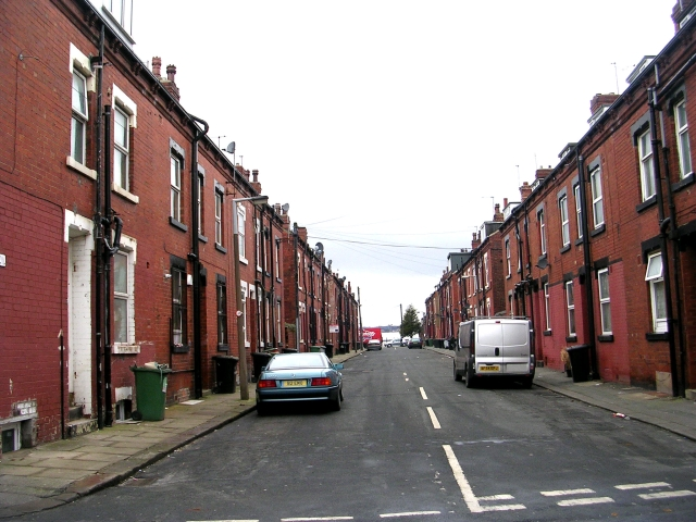 Recreation Row - Crosby Road