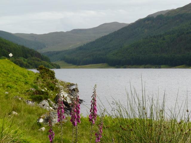 Loch Beannacharain