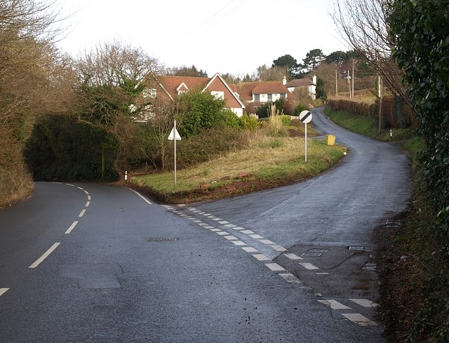 Breakneck Hill and Exeter Road