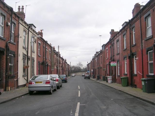 Recreation Terrace - Crosby Road