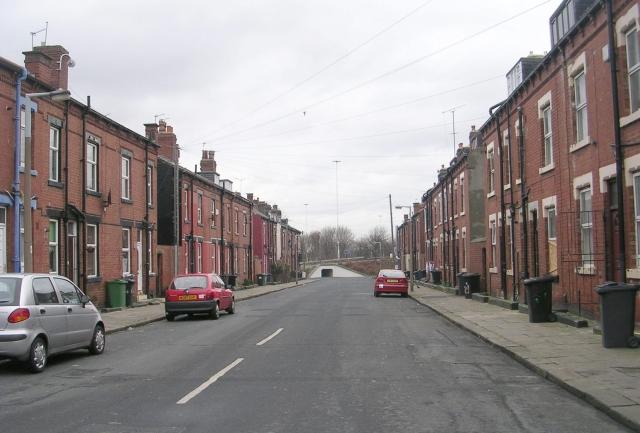 Recreation Street - Crosby Road