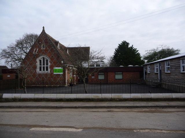 Gaunt's Common: St. James' First School