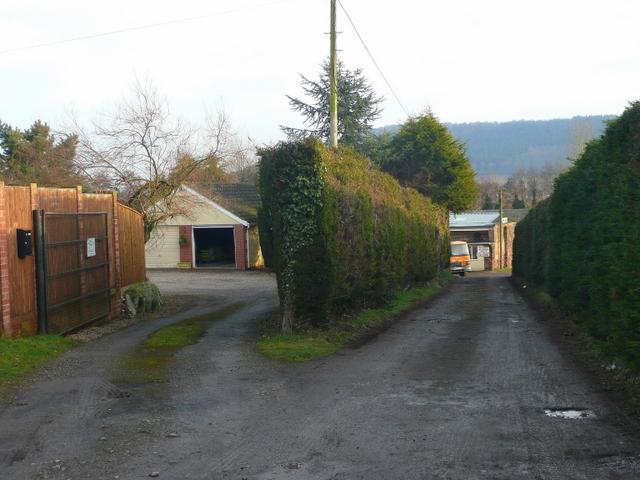 Tanyard Lane splits
