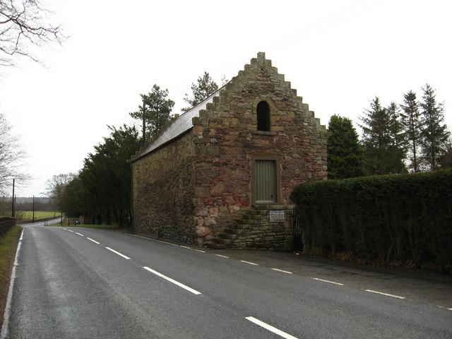 Ye Olde Tithe Barn