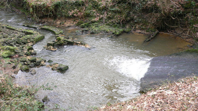Outfall from Furnace Pond