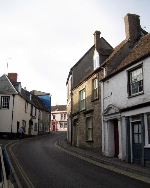 Patwell Street Bruton