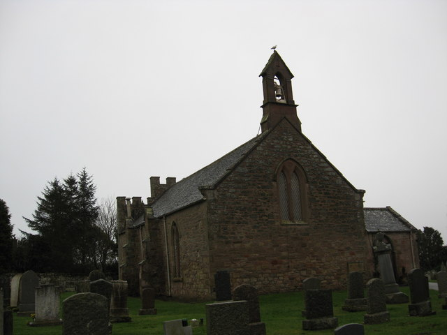Foulden and Mordington Parish Church