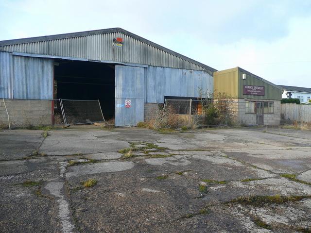 Abandoned sawmill off Tanyard Lane 1