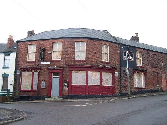 The Blake, Blake Street, Walkley, Sheffield - February 2009