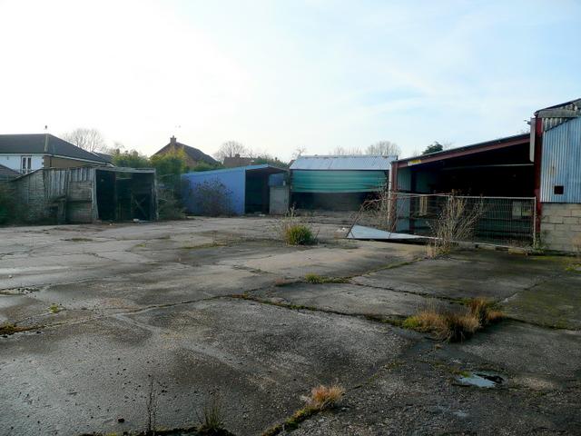 Abandoned sawmill off Tanyard Lane 2