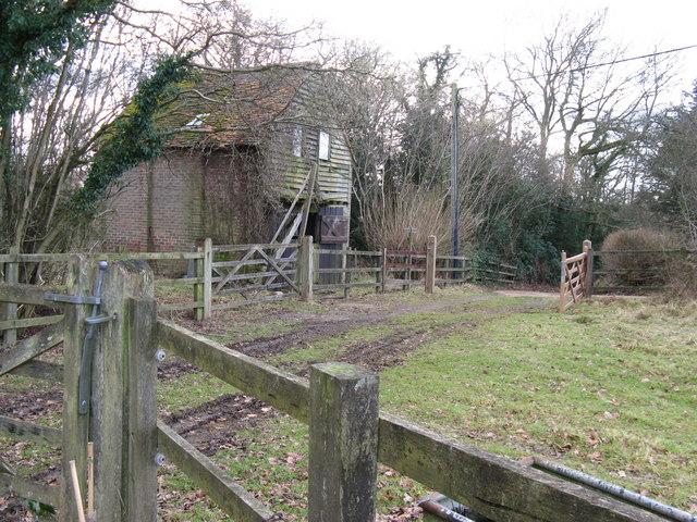 Derelict stable