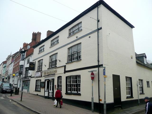 The Eagle Inn, Broad Street, Ross-on-Wye