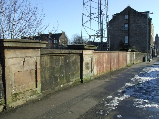 Railway bridge on Union Street