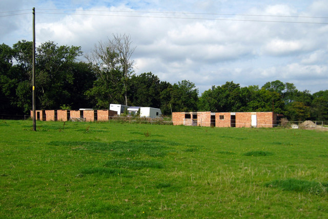 Hopper Huts near Bank Farm, Sherenden Road, Tudeley, Kent