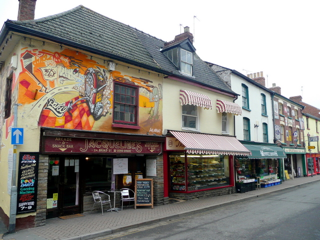 Independent businesses, Ross-on-Wye