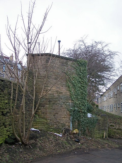 Two-Storey Loo, Heavygate Road and Fir Street, Walkley, Sheffield