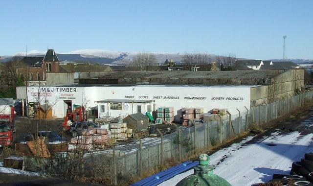 M & J Timber depot