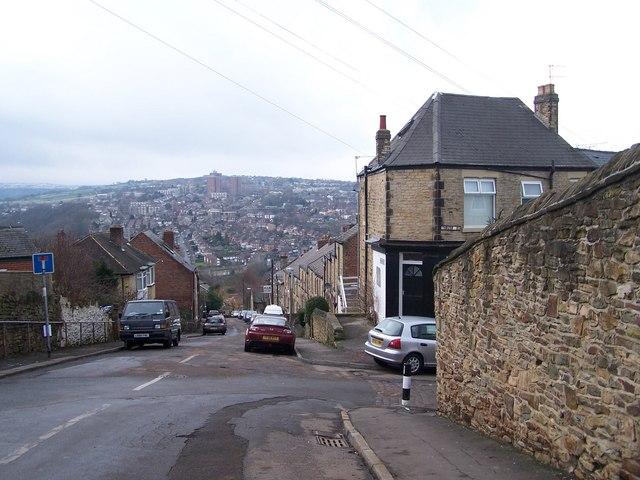 Rivelin Street, Walkley, Sheffield