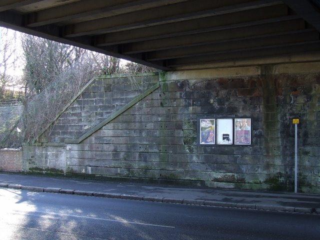 Brougham Street railway bridge