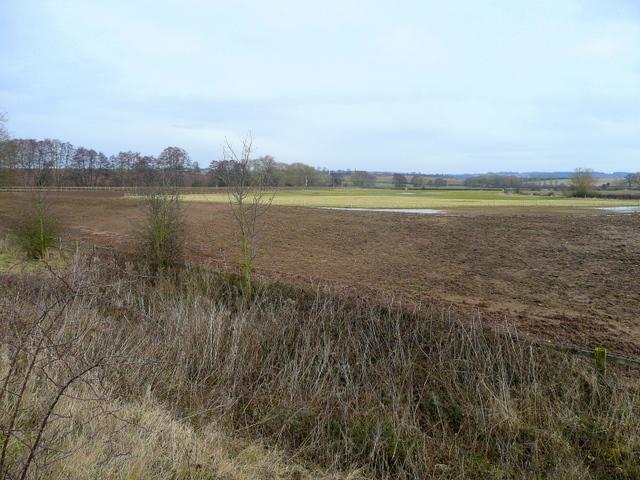 Earthworks east of Ross-on-Wye 2