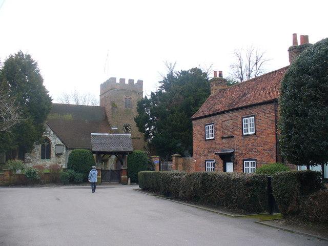 St Mary's Church, Thorpe