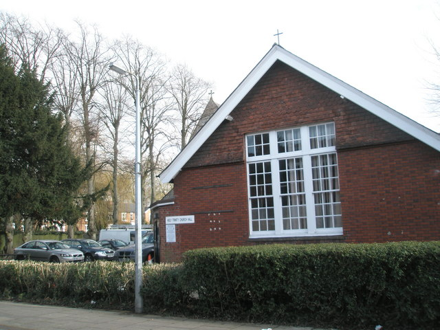 Holy Trinity Parish Hall