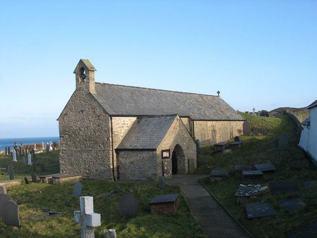 Eglwys Llanbadrig Church