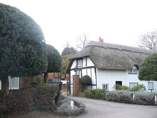 Old Cottage in Church Approach