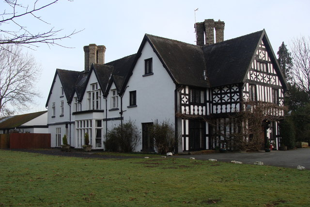 Maes Mawr Hall hotel and grounds